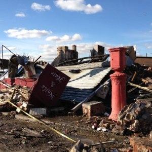 Hurricane Sandy Disaster
